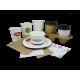 Бумажная посуда, бумажные стаканы, пакеты крафт