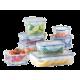 Одноразовые пищевые контейнера под салаты, торты, суши и др.