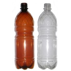 """Бутылка ПЭТ 1,5 л """"Купол"""" с пробкой б\ц 1 70"""