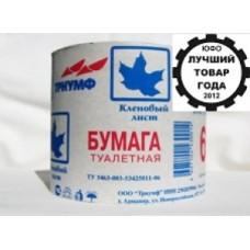 """Туалетная бумага """"Кленовый лист"""" 65м"""