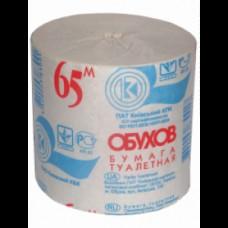 """Туалетная бумага """"Обухов"""" 65м"""