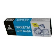 """Пакеты для льда 240 кубиков TM """"Gurmanoff"""""""