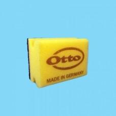 """Губка кухонная А- 1 Г """"Профиль"""" """"Otto"""" + с печатью 95мм*70мм*40мм"""