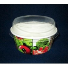 """Крышка к салатному контейнеру D=750мм """"Huhtamaki"""" SL-1183\2 ПОС15597"""