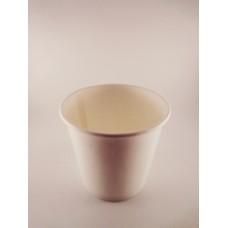 Миска бумаж 300мл для Супа Белая D-90 mm h=85 mm Паперскоп 25838.01