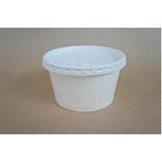 Миска бумаж 330мл для Супа Белая D=114 mm