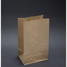 Пакет крафт с прямоугольным дном 260*150*340мм