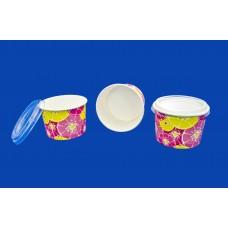 Креманка для мороженого 250 мл ХН Апельсин