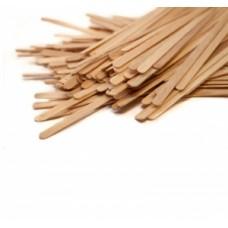 Размешиватель деревянный 18 cм