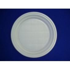 Тарелка D=165 (А) (СтП) эконом десерт. Белая