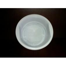 "Тарелка суповая ПП D=160 (500мл) ""ПластИдустрия""(Эконом) белая"