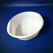 "Тарелка суповая ПП D=160 (500мл) ""Стандарт Пластик"" Белая"