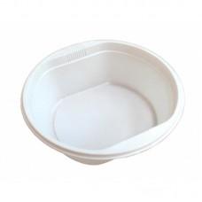 "Тарелка суповая ПП D=170 (500мл) ""РУ"" стандарт прозрачная"