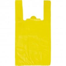 "Пакет типа ""Майка"" 23*43см (2,5г) (АХ) Желтый"