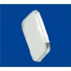 Крышка алюминиевая R 16L к форме 1520 мл. 250*134